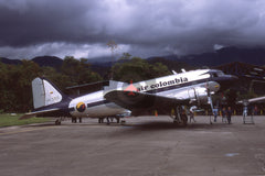HK-3293 Douglas DC-3, Air Colombia, Villavicencio 2013