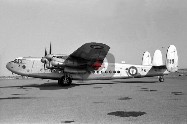 MW265 Avro 685 York, French Navy