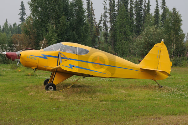 N2904V Callair A3, Chena Lake, Fairbanks 2007