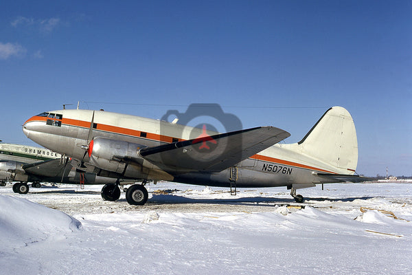 N5076N Curtiss C-46