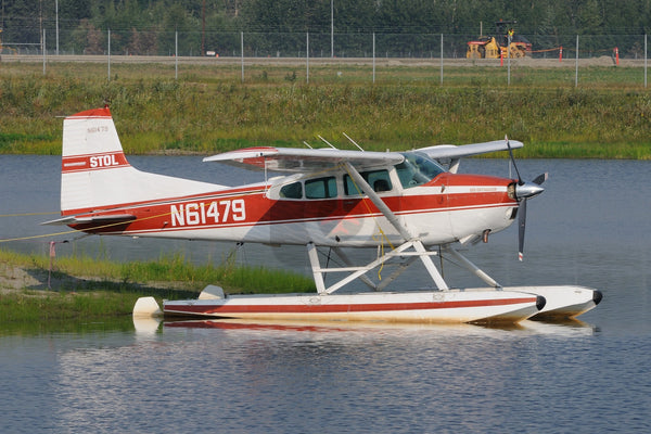 N61479 Cessna A185F Skywagon, Fairbanks 2007