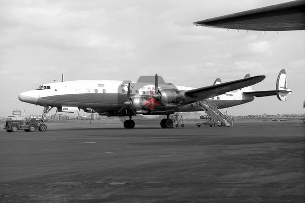 N6238G Lockheed L-1049G Super Constellation, Eastern Airlines