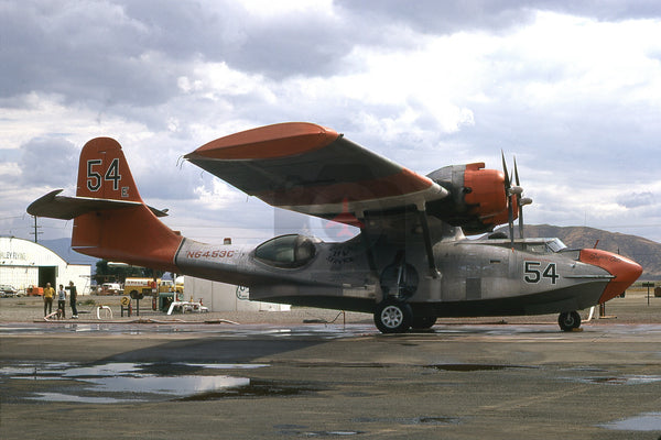 N6453C Consolidated PBY-6A Catalina, Hemet Valley Flying Service