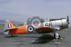 NZ1066 North American Harvard III, RNZAF, Wigram, 1966