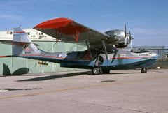 VH-EXG Consolidated PBY5A Canso, Geoterrex