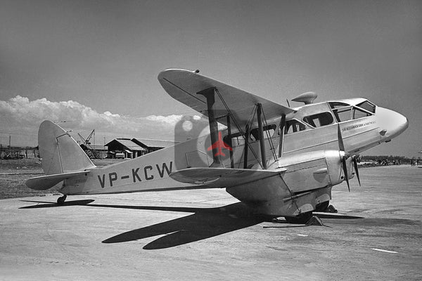 VP-KCW De Havilland DH89A Dragon Rapide, Sir Alexander Gibb & Co
