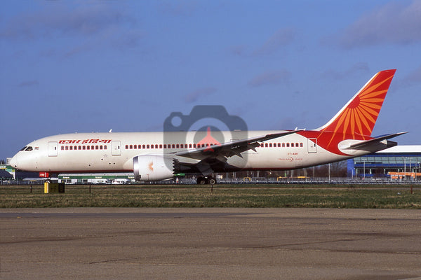 VT-ANK Boeing 787-8, Air India