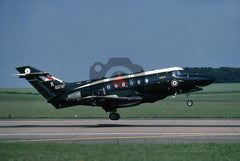 XS737(K) Hawker Siddeley Dominie T1, RAF, 2003