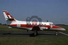 XX482(J) BAe Jetstream T.1, RAF, 2003