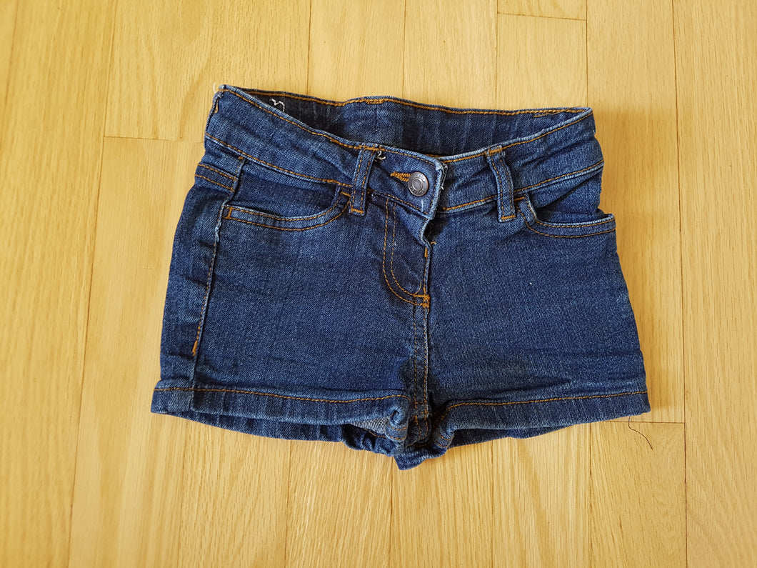 Short jeans George 3 ans CC900
