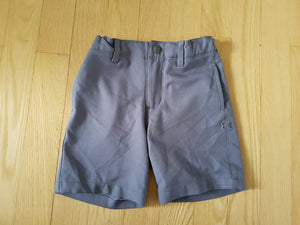 Short gris sport Under Armour 3 ans JT232