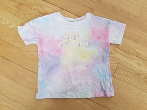 tshirt team unicorn 3-4 ans Next imparfait VRO7