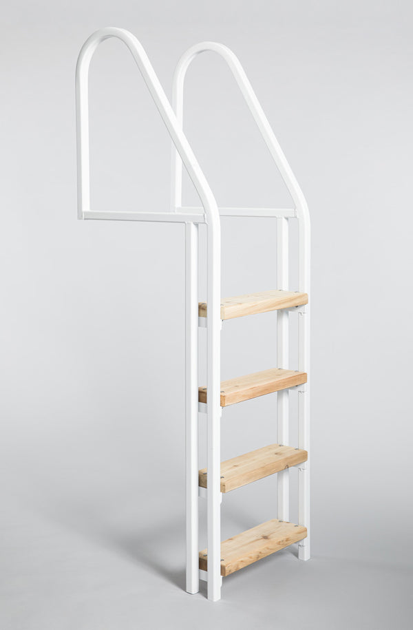 Fixed Vertical Ladder - 4 or 5 Step