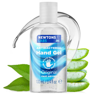 Antibacterial Hand Gel & Sanitiser - 100ml