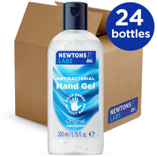Load image into Gallery viewer, 24 Bottles - Antibacterial Hand Gel & Sanitiser - 200ml