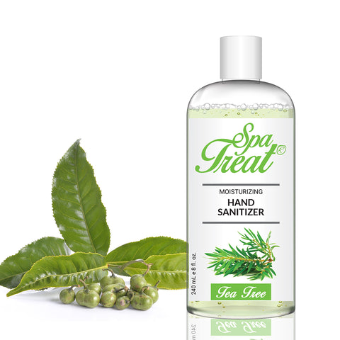 Spa Treat Organic Hand Sanitizer - Tea Tree