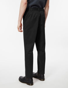 Trousers overdyed pant