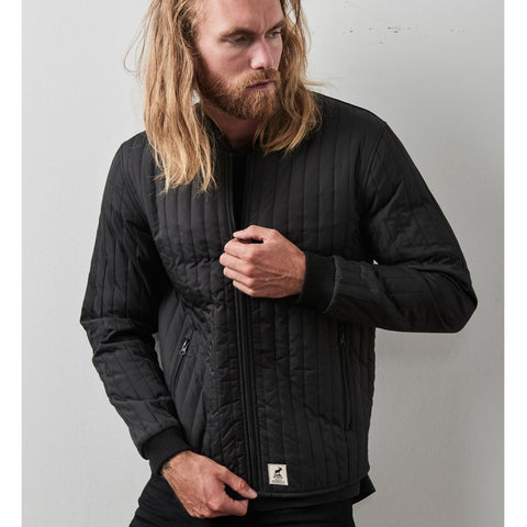 Lumber Recycle Jacket Navy