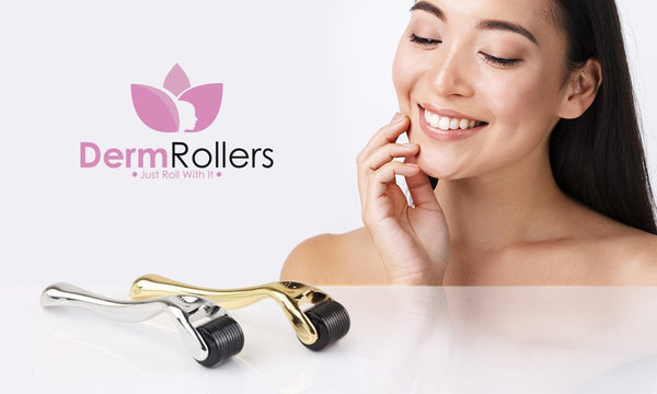 Dermrollers-high-end-microneedle-roller