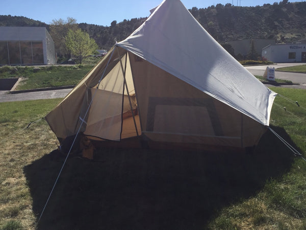 The Shackleton Tents