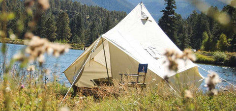 Torrent Tent LakeSide