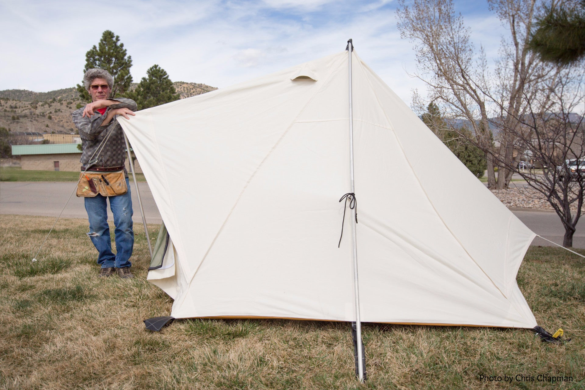 Two Person Prairie Tent  The Canoe Tent  & Two Person Prairie Tent