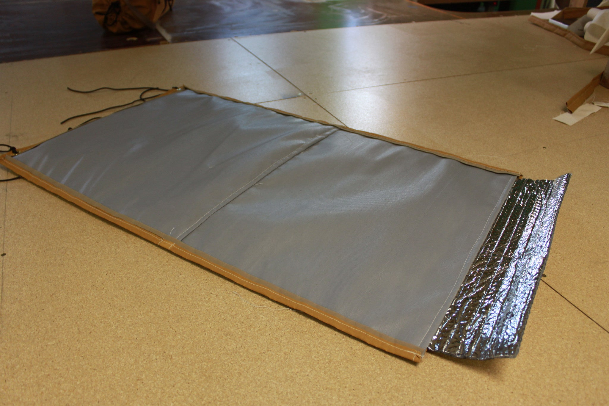 roundup duty fire mats things watch product resistant all barbecue by fireproof grill heavy mat