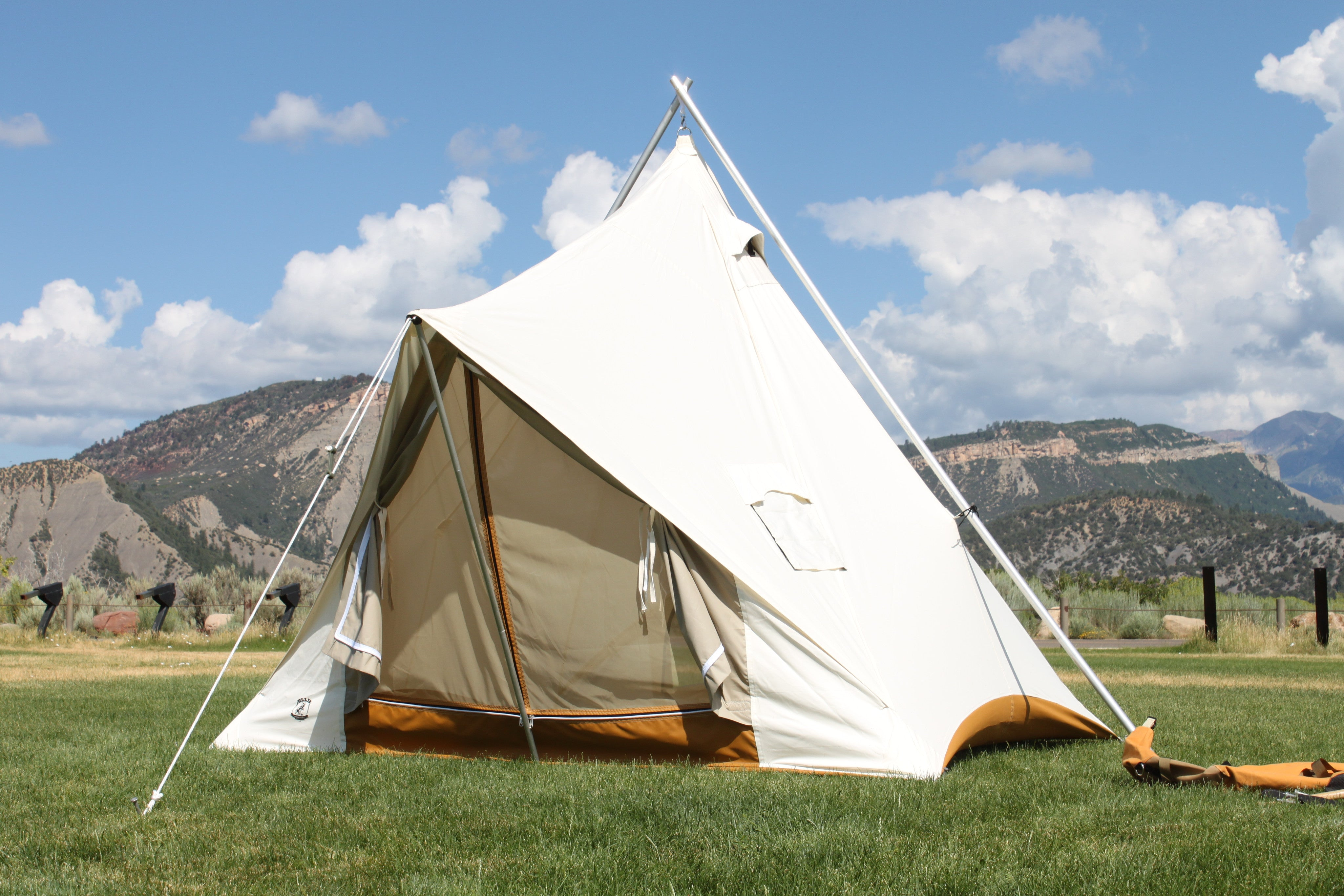 Prairie Tent Ellis Canvas Tents