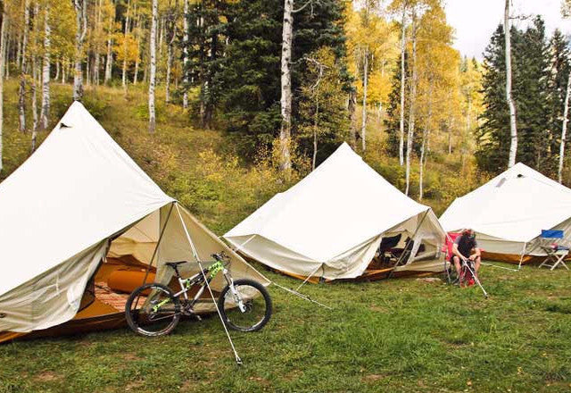 ... 3 sizes of Torrent Tent - Ellis Canvas Tents : canvas tents made in usa - memphite.com