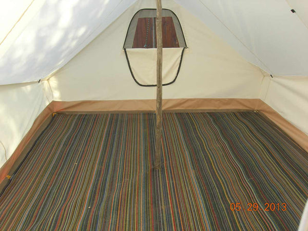 Detachable Floor Ellis Canvas Tents