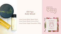 Limited Edition DIY Spa Body Ritual Kit - Quay Day Spa