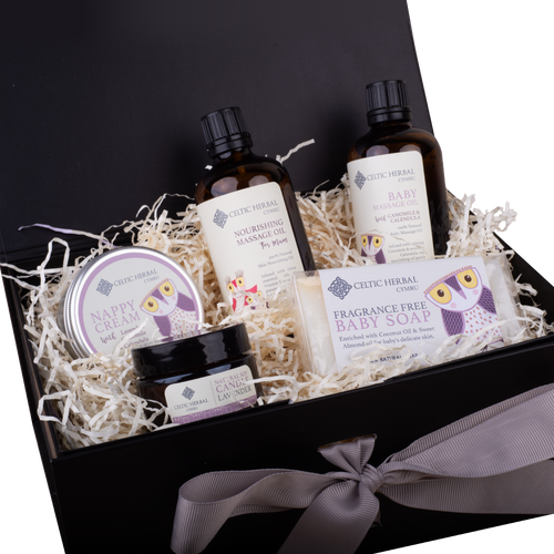 Celtic Herbal Baby & Mum Gift Box