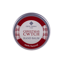 Load image into Gallery viewer, Celtic Herbal - Christmas Cwtch Hand Balm with Spiced Orange & Clove 25g