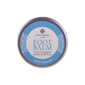 Celtic Herbal - Foot Balm with Peppermint & Eucalyptus 25g