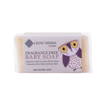 Load image into Gallery viewer, Celtic Herbal - Fragrance Free Baby Soap 100g