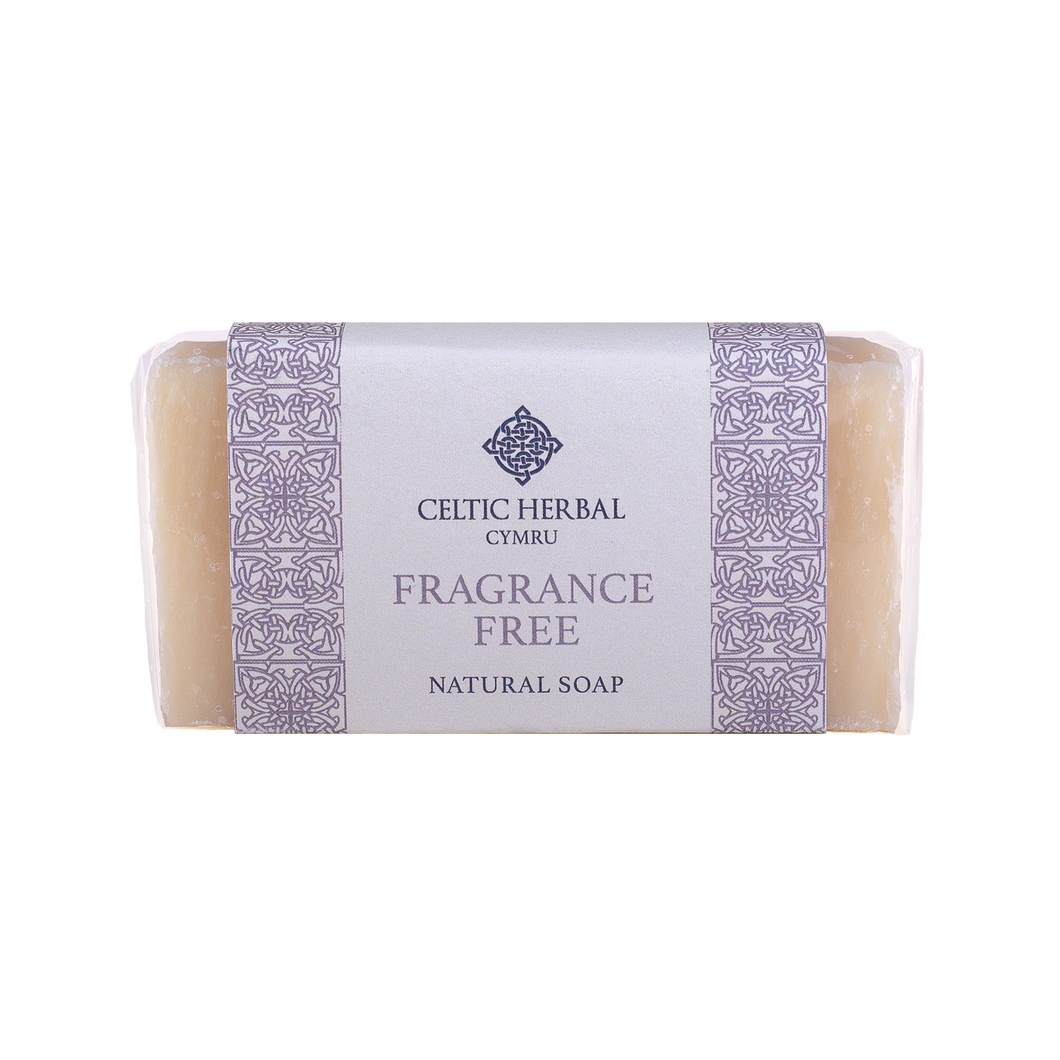 Celtic Herbal - Fragrance Free Soap 100g