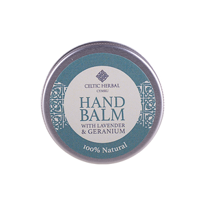 Celtic Herbal - Hand Balm with Lavender & Geranium 25g