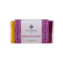 Load image into Gallery viewer, Celtic Herbal - Honeysuckle Soap 100g