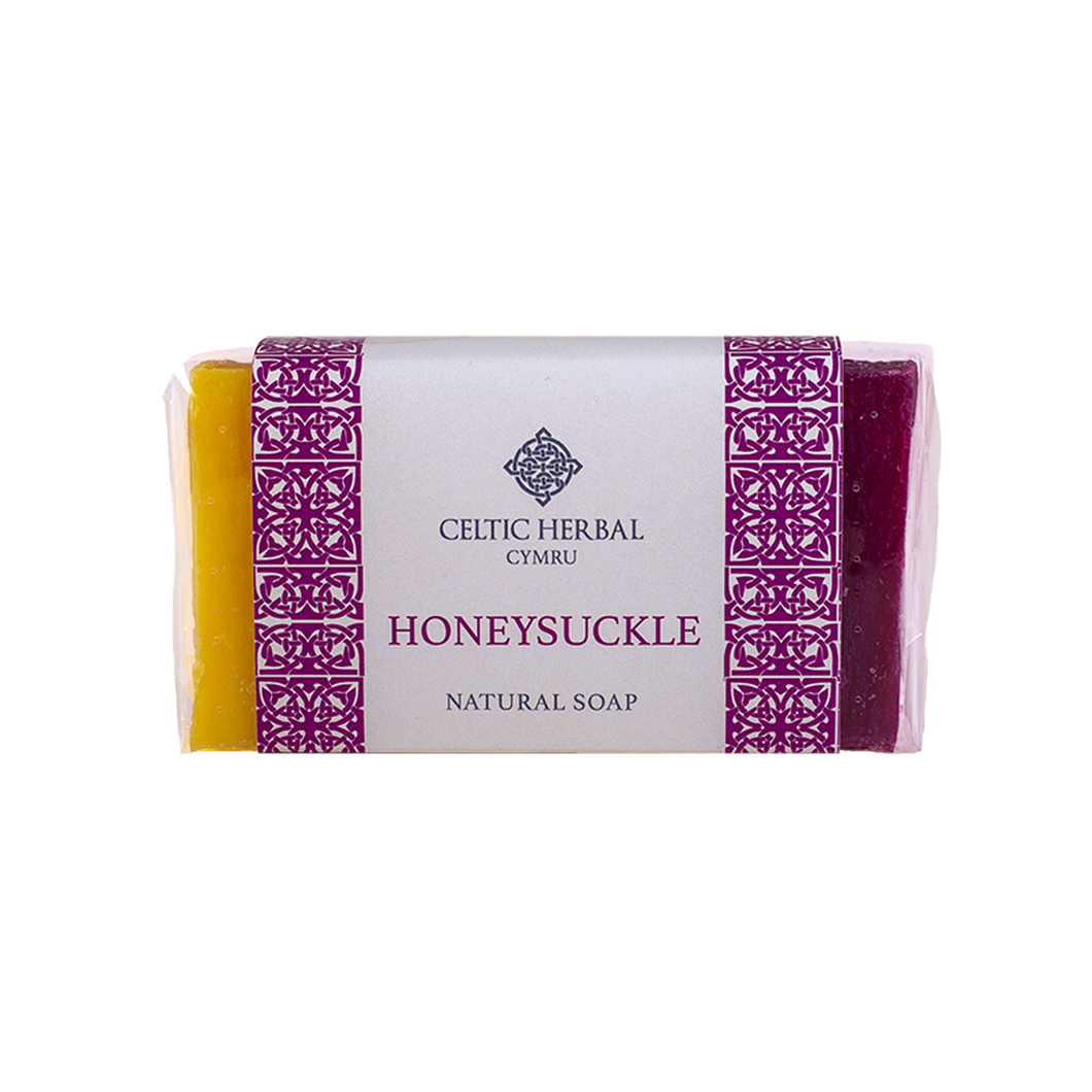 Celtic Herbal - Honeysuckle Soap 100g