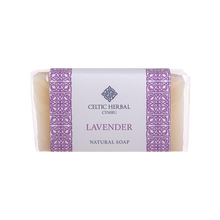 Load image into Gallery viewer, Celtic Herbal - Pure Lavender Soap 100g