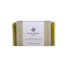 Load image into Gallery viewer, Celtic Herbal - Lemon Balm Soap 100g