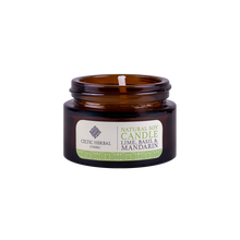 Load image into Gallery viewer, Celtic Herbal - Mandarin, Lime & Basil Natural Soy Candle 20g