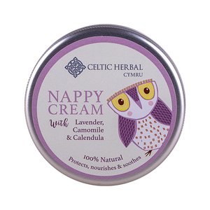 Celtic Herbal - Nappy Cream with Camomile & Calendula 75g