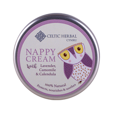Load image into Gallery viewer, Celtic Herbal - Nappy Cream with Camomile & Calendula 75g