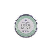 Load image into Gallery viewer, Celtic Herbal - Peppermint Lip Balm 15g