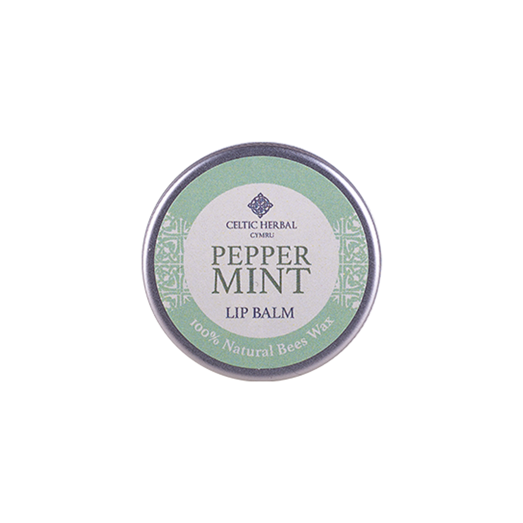 Celtic Herbal - Peppermint Lip Balm 15g