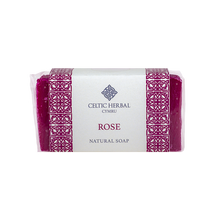 Load image into Gallery viewer, Celtic Herbal - Rose Soap 100g