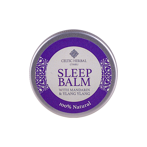 Celtic Herbal - Sleep Balm with Mandarin & Ylang Ylang 25g