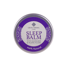 Load image into Gallery viewer, Celtic Herbal - Celtic Herbal Sleep Balm with Mandarin & Ylang Ylang 25g