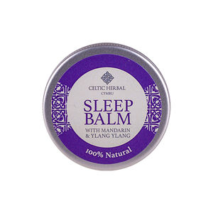 Celtic Herbal - Celtic Herbal Sleep Balm with Mandarin & Ylang Ylang 25g
